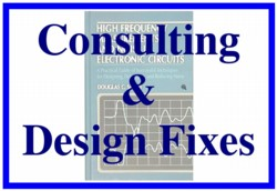 Consulting & Design Fixes